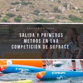 34 - Salida y primeros metros en una competición de SUPRACE