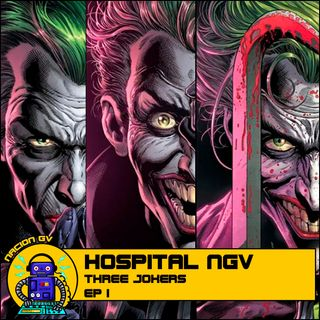 Review 3 jokers (1 capitulo) - 30 agosto