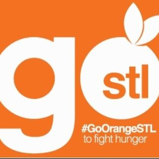STL Area Food Bank-Go Orange September Hunger Action Month