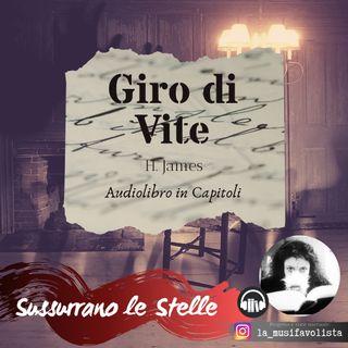 ♠ GIRO DI VITE   Capitolo 3 ☆ Audiolibro ☆