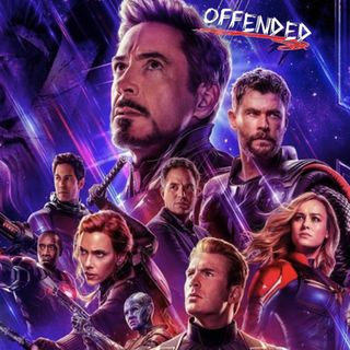 Offended presents Avengers Endgame Review Show! (Spoiler Warning!)