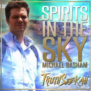 Spirits In The Sky   Michael Basham