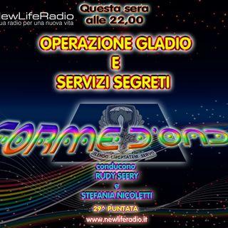 Forme d'Onda - Operazione Gladio e Servizi Segreti - 30-04-2015
