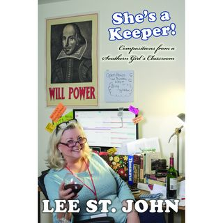 Lee St John discusses She's a Keeper