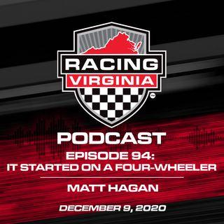 Episode 94: It Started On A Four-Wheeler – Matt Hagan