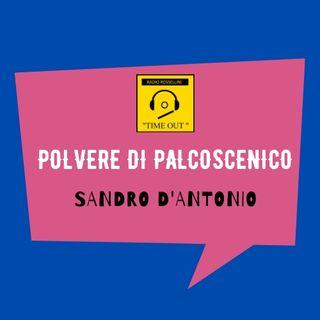Polvere di Palcoscenico-Sandro D'Antonio