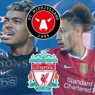 Midtjylland v Liverpool | Build Up Show