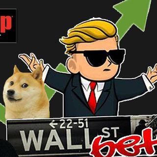 GameStop DogeCoin AMC **Analisi Mercati Finanziari**