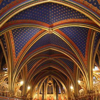 41 - La Sainte-Chapelle, scrigno di luce