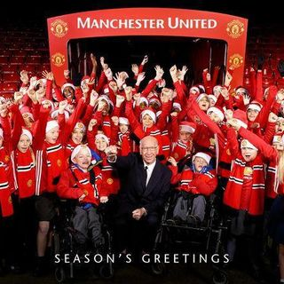 All I Want For Christmas...The Manchester United Edition