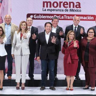AMLO se reúne con Gobernadores Electos de la coalición Juntos hacemos historia