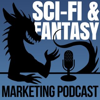 SFFMP 223: Marketing Audiobooks, Pen Names, Differences in Distributors, and What to Do When You Just Have One Book