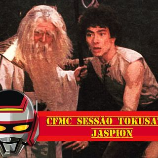 CFMC SESSÃO TOKUSATSU – 1ª Temporada – O Fantástico Jaspion – Ep. 01 – O Planeta de Edin