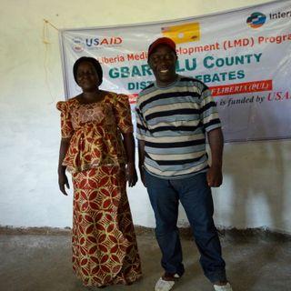 Gbarpolu District 3:  District Debates held in Gbarma Town