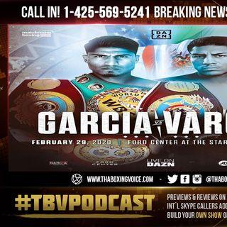 ☎️Mikey Garcia vs. Jessie Vargas Finalized🤔 On Dazn- February 29 in Texas, Good Comeback Fight❓