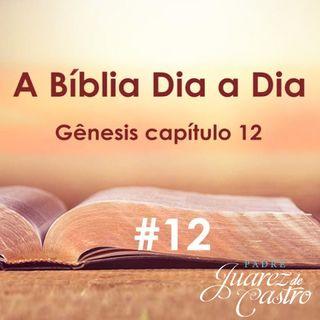 Curso Bíblico 12 - Gênesis Capítulo 12 - Vocação de Abrão, Abrão no Egito - Padre Juarez de Castro