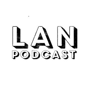 Lan Podcast #1 Aliens, corona e religião