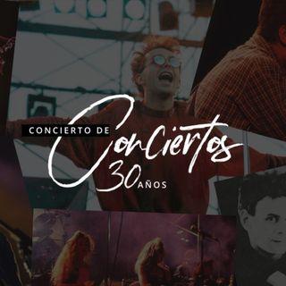 Si hoy hay conciertos de Shakira, Sting, Roger Waters y los Rolling Stones, es porque antes hubo un Concierto de Conciertos.