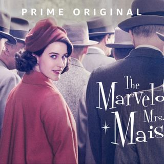 My Comedy Friends on The Marevelous Mrs. Maisel Part 2