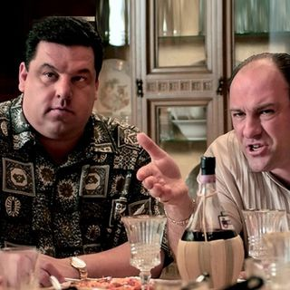 "Steven Schirripa on the ""Talking Sopranos"" podcast, plus The Sopranos ending and more!"
