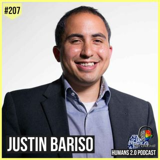 207: Justin Bariso | The Real-World Guide to Emotional Intelligence (EQ)
