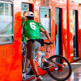 Podrás ingresar diariamente con tu bici al metro