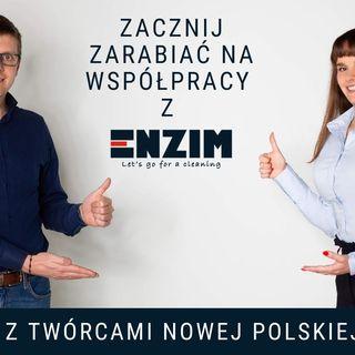 Zacznij zarabiać na współpracy z Enzim - Wywiad z twórcami nowej polskiej marki.