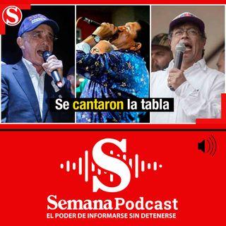 La 'piquería electoral' entre Poncho Zuleta, Petro y Uribe