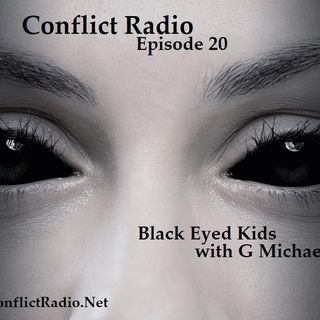 Episode 20 - The Chilling, True Terror of the Black Eyed Kids with G. Michael Vasey