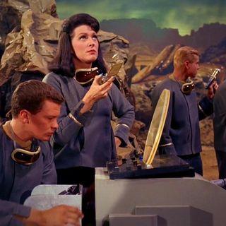 Star Trek The Cage (1964)