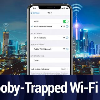 iOS Devices Could Be Vulnerable to Booby-Trapped Wi-Fi Networks