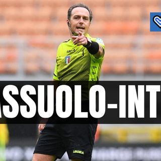 Sassuolo-Inter, gara affidata a Luca Pairetto: la squadra arbitrale