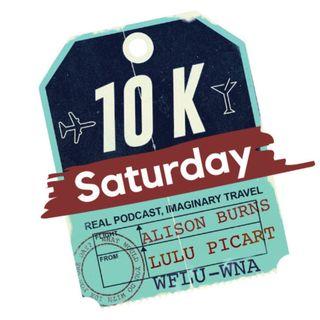 10K Saturday with Megan Levine!