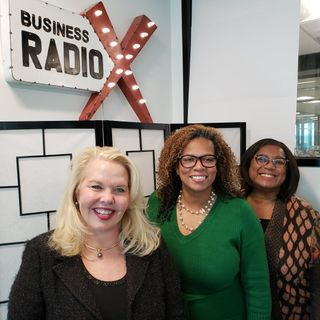 GWBC Radio: Nedra Dickson with Accenture and Nancy Williams with ASAP Solutions Group