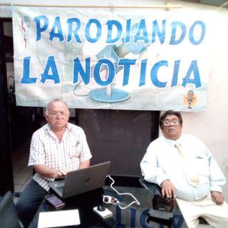 PARODIANDO 9 abril 2019. Hoy EL VIACRUCIS de la INSEGURIDAD en Michoacán.