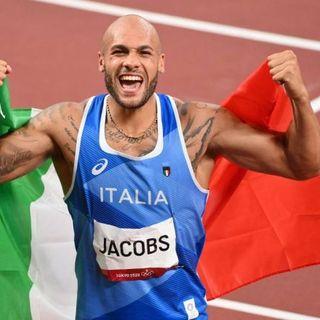Atletica, annuncio a sorpresa di Jacobs. Gran Bretagna: a rischio l'argento della staffetta