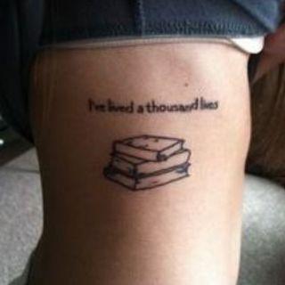 Des tatouges dans le cerveau!