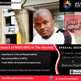 Episode 2: The Impact of NGO/NPO in the Society