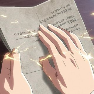 Letter from Ymir