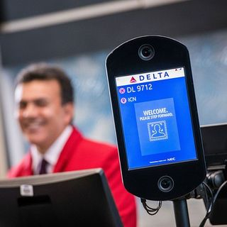 Delta's 'One Look & You're In' Program +