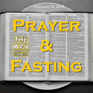 """Prayer and Fasting"""