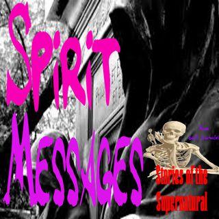 Spirit Messages   Interview with Elizabeth Owens   Podcast