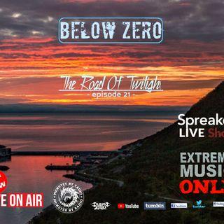 BELOW ZERO - THE ROAD TO TWILIGHT