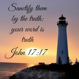 Bible Study Exercise: Sanctify Them
