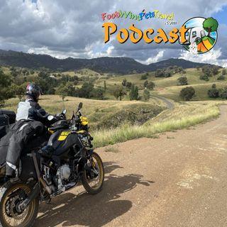 Bored? Try 'Adventure Bike' Riding! - Mike McKenzie