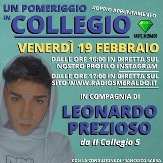 Leonardo Prezioso | Intervista