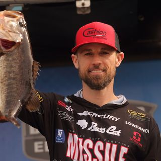 Crews Finishes Strong on the St. Johns @ Stop #1 of the 2020 Bassmaster Elite Season