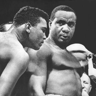 RINGSIDE BOXING SHOW SPECIAL EDITION: The Myths and Mysteries of Sonny Liston