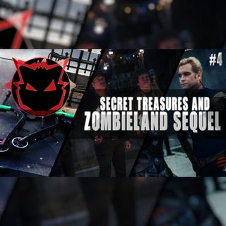 Secret Treasures and the Zombieland Sequel