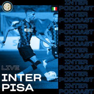 INTER-PISA   ROBERTO SCARPINI LIVE